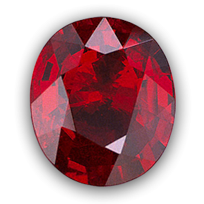 Spectacular Ruby Stone Png PNG Images