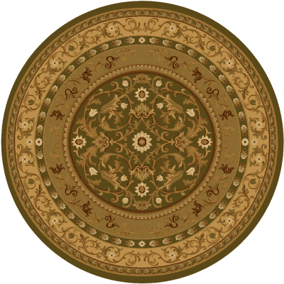 Round Carpet Png