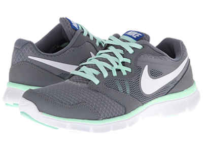 Nike Brand Sports Running Shoes PNG Images