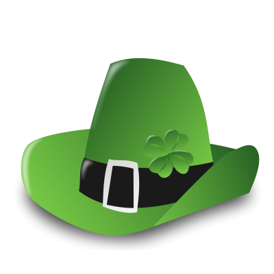 Hat Green Saint Patricks Day Png Pictures