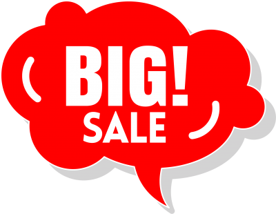 Big Sale Picture PNG Images