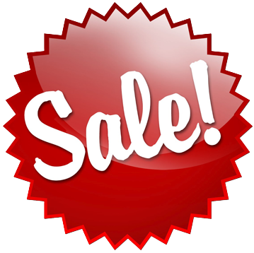 Silver Sale Icon Clipart PNG Images