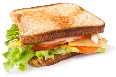 Sandwich Transparent PNG Images