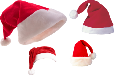 Picture Transparent Santa Hat PNG Images