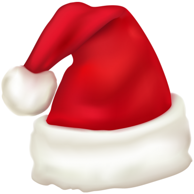 Santa Hat Cut Out PNG Images