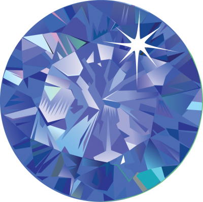 Crystal Sapphire Gem Png