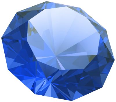 Gold Sapphire Png Clipart PNG Images