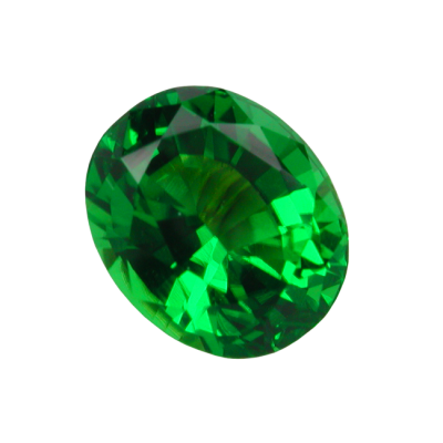 Green Sapphire Stone Png PNG Images