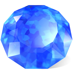 Sapphire Gem Png Picture PNG Images