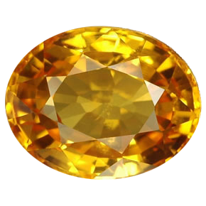 Yellow Sapphire Stone Png PNG Images