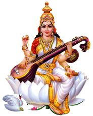 Saraswati Free Cut Out PNG Images
