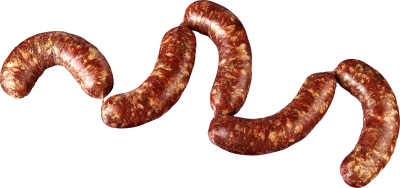 Sausage, Beef, Sausage, Coiled,  Png Image