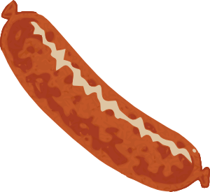 Sausage, Maret, Chicken, Sausage, Clipart PNG Images