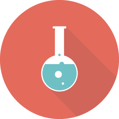 Red Lab Science Transparent icon PNG Images