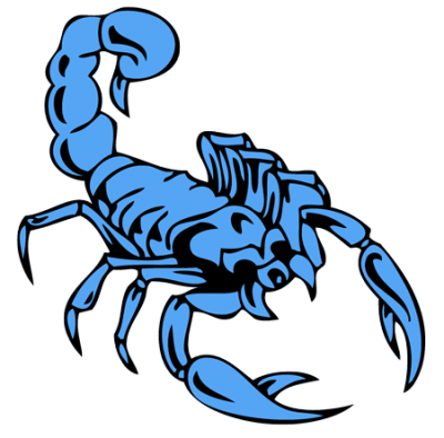 Vector Scorpion Tattoos