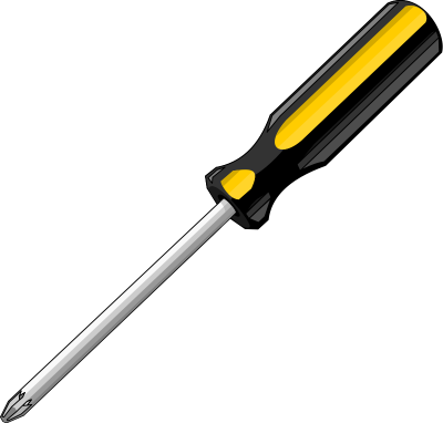 Star Yellow Screwdriver High Quality Picture PNG Images