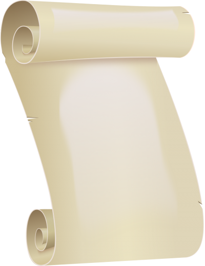 Scroll Blank Pictures PNG Images