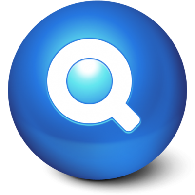 Circle, Search, Button, Ball, Blue Png