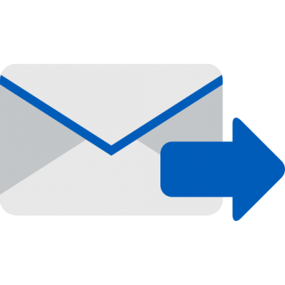 Send Email Button Vector