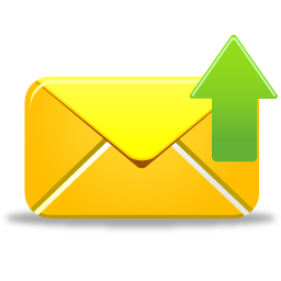 Send Email Button Cut Out Png PNG Images