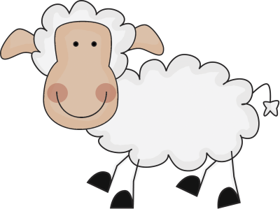 Sheep Transparent Background PNG Images
