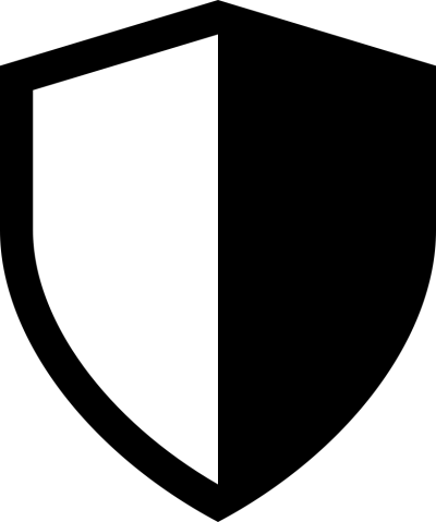 Black White Shield Png icon Picture PNG Images