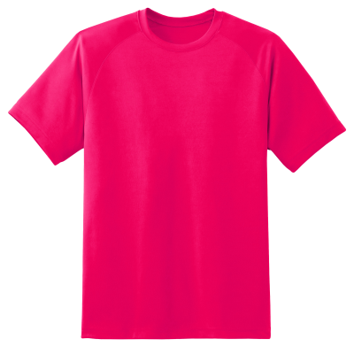 Pink T-Shirt Vector PNG Images