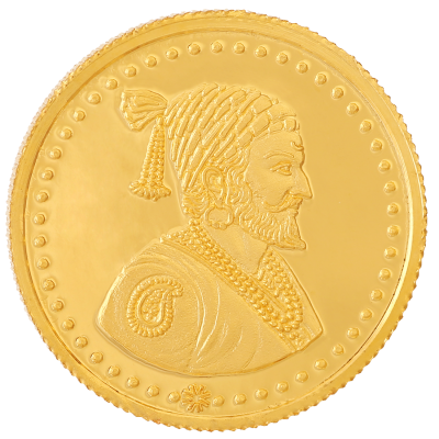 Metal Money Shivaji Images