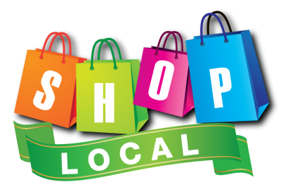 Shop Local Transparent Background