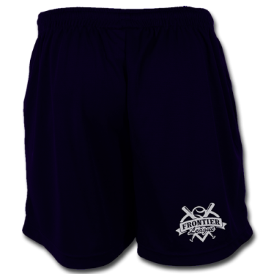 Mesh Frontier League Shorts Png PNG Images