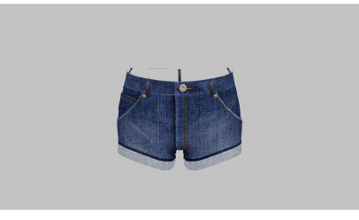 Mmd Hq Njax Short Shorts Photo PNG Images