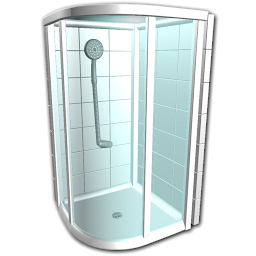 Shower Stall Icon Png PNG Images