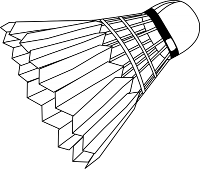 Badminton Shuttlecock Clip Art At Pictures