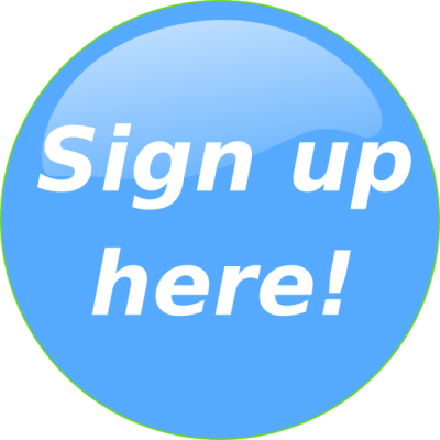 Sign Up Button Clipart PNG File PNG Images