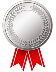 Beginner Floors Silver Medal Png PNG Images