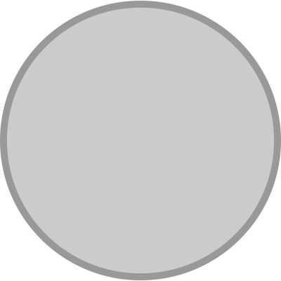 Grey Silver Medal Blank Png