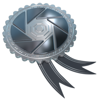 Metal Silver Medal Png PNG Images