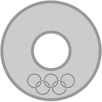Olympic Silver Medal Png PNG Images