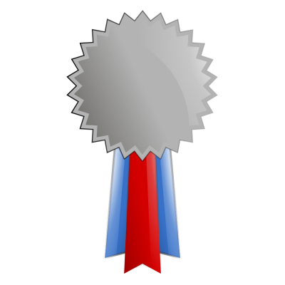Silver Medal Png PNG Images