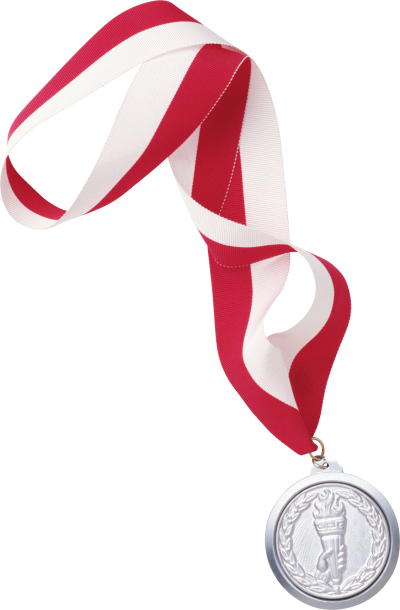 Silver Metal And Medal Png Images