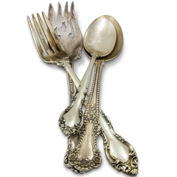 Austin Gold And Jewelry Cutlery Png PNG Images