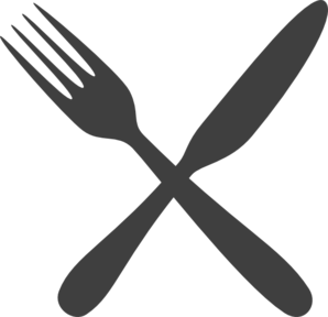 Gray Silverware Clip Art Png PNG Images