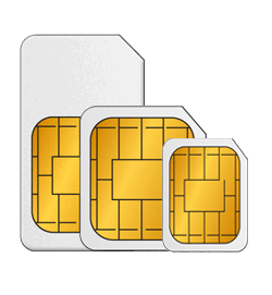 Sim Cards Transparent Background PNG Images