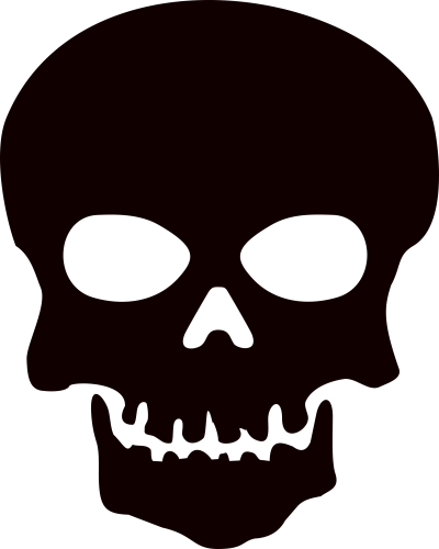 Skeleton Head Wonderful Picture Images PNG Images