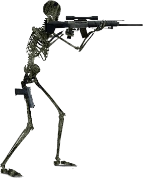 Skeleton Picture Halloween Png