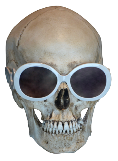 Skull Icon Clipart PNG Images