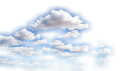 Spectacular Blue Clouds Sky Photos HD Clipart PNG Images