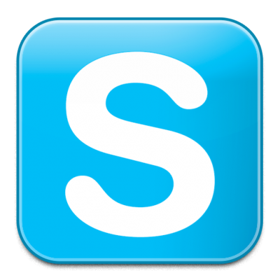Skype Square Logo Transparent Picture PNG Images