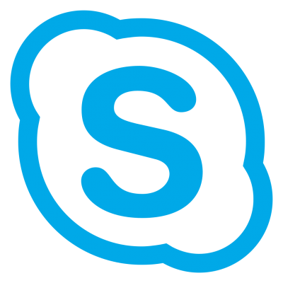 Skype Logo Vector PNG Images