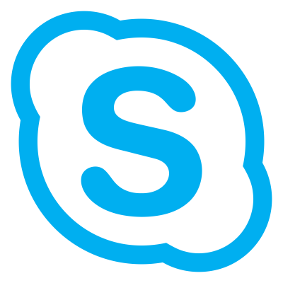 Skype Simple PNG Images